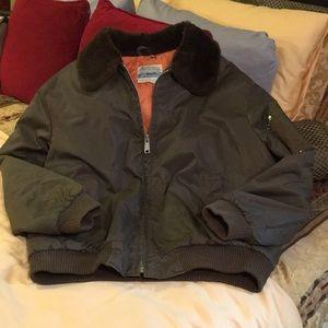 Men's bomber style jacket